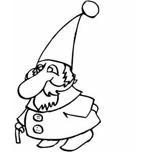 free stick person coloring pages - photo#42