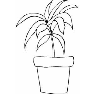 rhubarb coloring pages - photo#28