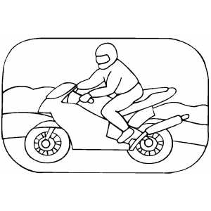 Motorcycle Coloring Pages on Download This Coloring Sheet I Accept The Freecoloringsheets Net Terms