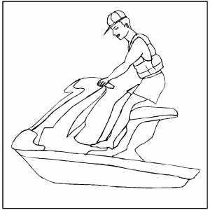 Jet Skis Pictures Printable